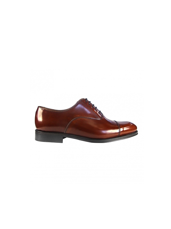 Zapato Leyva Denis novo-antic tabac-0