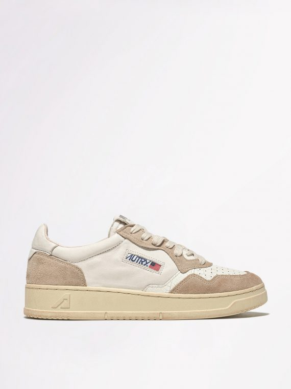 AUTRY-SNEAKERS-MEDALIST-LOW-IN-PELLE-E-SUEDE-BIANCO-AUTRY_807 (1)